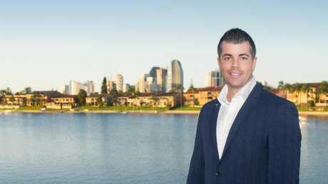 Ray White Mermaid Waters principal Mitch Palmer says a property going to auction needs to have a large buyer audience and therefore can create good competition.