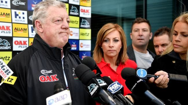 Penrith boss Gould didn't say no … (AAP Image/Joel Carrett)
