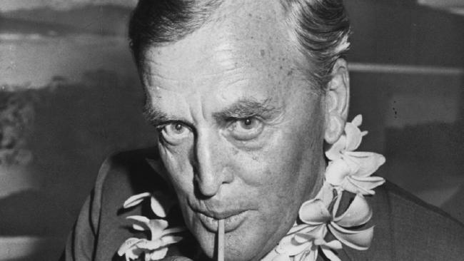 Queensland premier Joh Bjelke-Petersen in 1981
