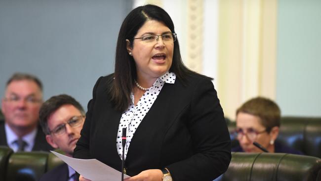 Queensland Minister for Education Grace Grace
