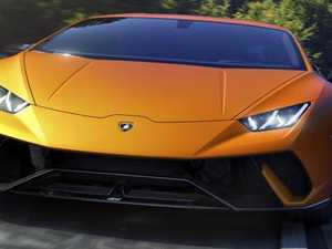 Tourist gets $65,000 worth of speeding fines in Lamborghini