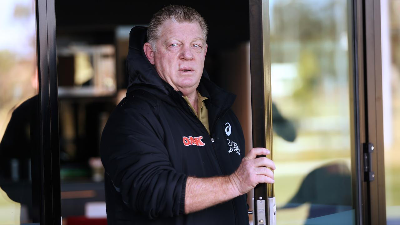 Penrith Panthers boss Phil Gould. Picture: Toby Zerna