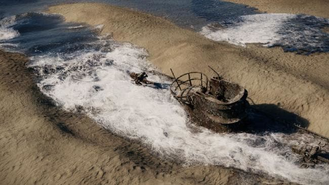 National Geographic's Drain The Oceans is set to air soon. Picture: National Geographic