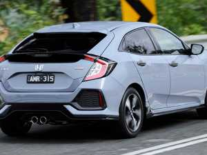 Honda's Civic RS hatch isn't what it seems