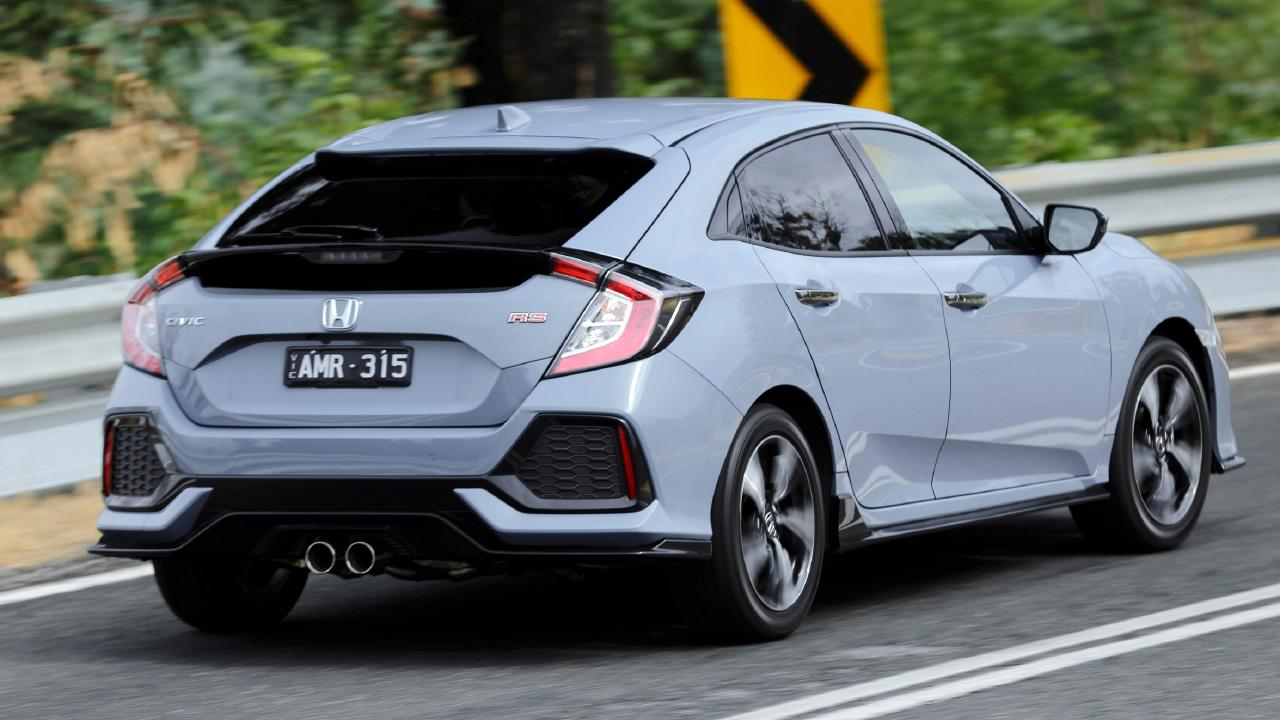 Honda Civic Rs >> Honda S Civic Rs Hatch Isn T What It Seems Observer