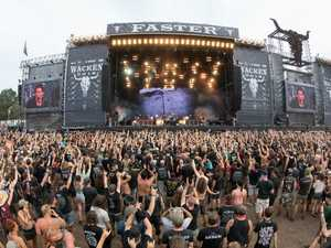Nursing home pair flee to heavy metal festival