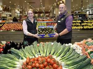 Toowoomba Woolies helps drought-stricken farmers