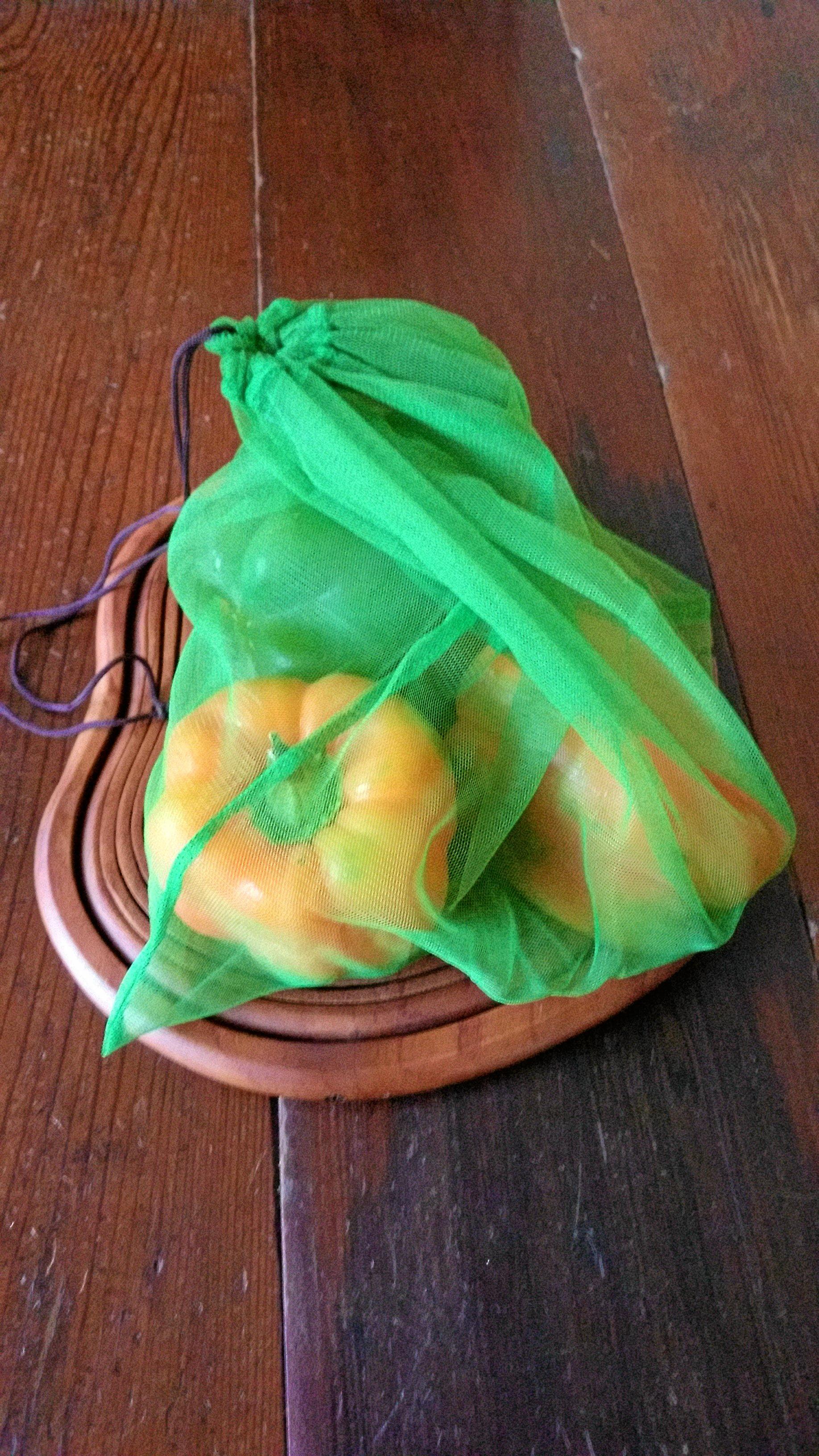 Fruity sacks.