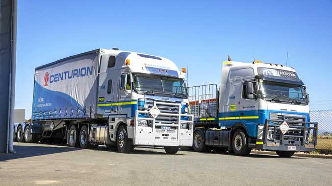 BOOST: A new $75 million contract for Centurion with Anglo-American has been a shot in the arm for the local job market.