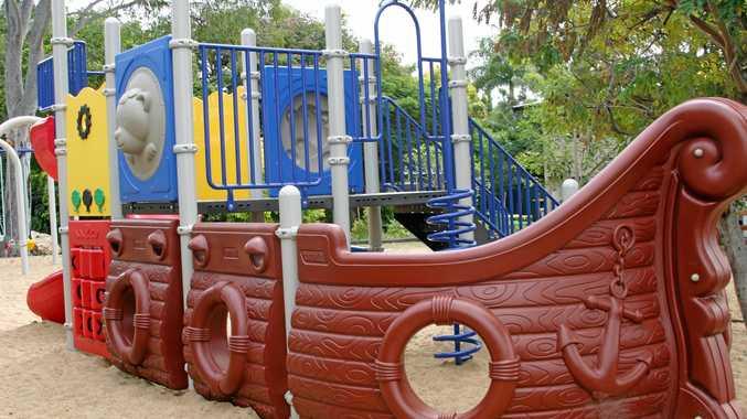 CHILD'S PLAY: Bad family shopping trip? Imagine Noah's Ark.