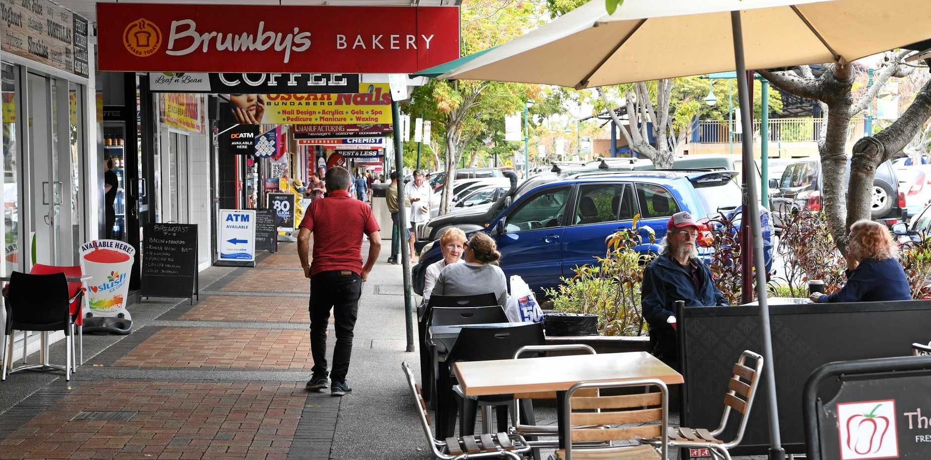 HOT AND COLD: Readers were divided on our city centre.