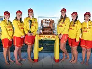 Girl power takes place at surf life saving club