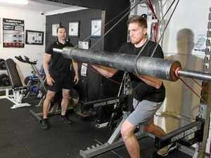 Matt's fitness edge keeps him moving ahead