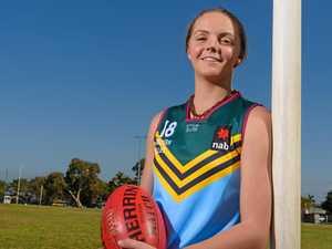 Brianna McFarlane one step closer to AFLW Draft