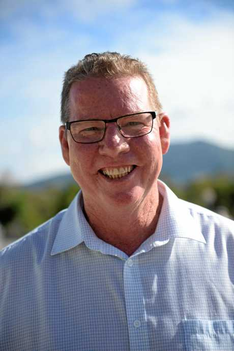 Member for Rockhampton Barry O'Rourke.