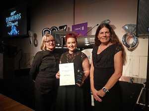 Caring for foster siblings led award winner into career