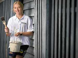 Tough task for lady tradies who follow their calling