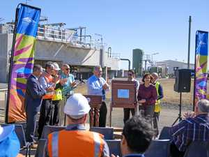 Bundy leads the way with $71 million wastewater plant