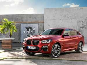 Prices revealed for BMW's latest X4 high-riding coupe