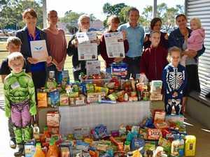 MP proud of local school's generosity during drought