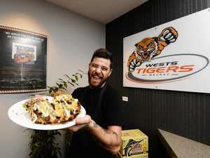 Mackay's Parmy Army gets behind drought fundraiser