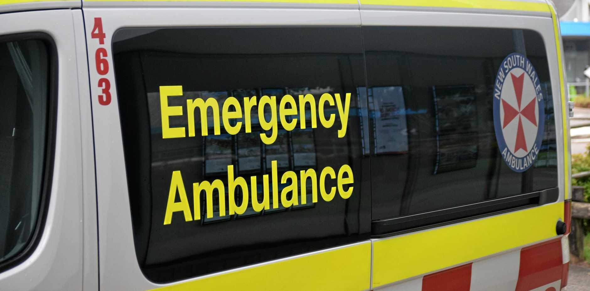 Senior citizen hit outside Kingaroy IGA