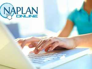 Online naplan results under fire