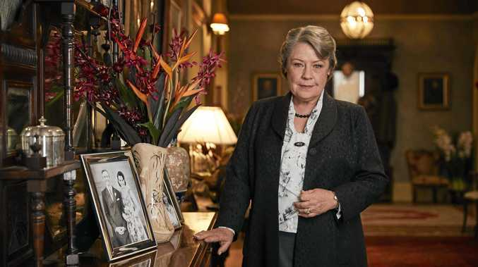 Noni Hazlehurst stars as Elizabeth Goddard (nee Bligh) in A Place To Call Home.