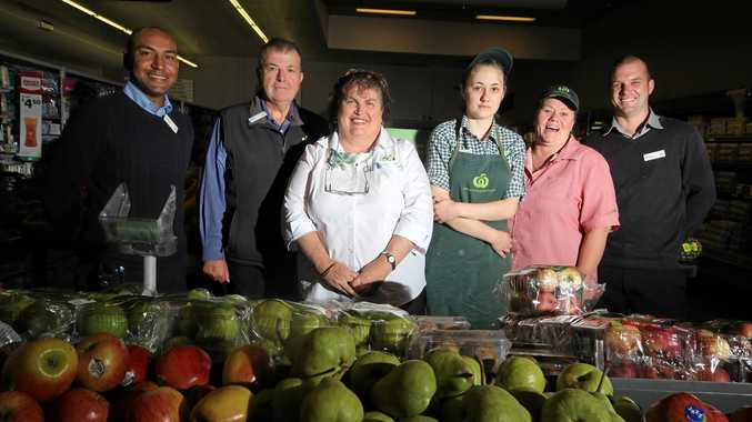 Stanthorpe Woolworths will donate proceeds from sales in store this Saturday.
