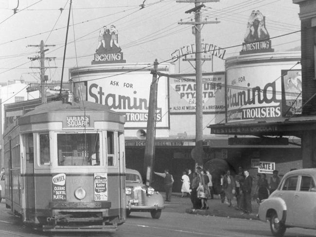 Sydney in the 1950s was far from the white-picket-fence paradise portrayed by many.