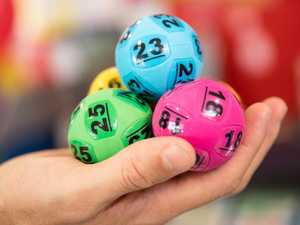 $35 million lotto winner found