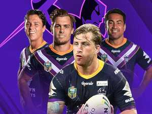 The contenders to replace Slater at fullback for the Storm