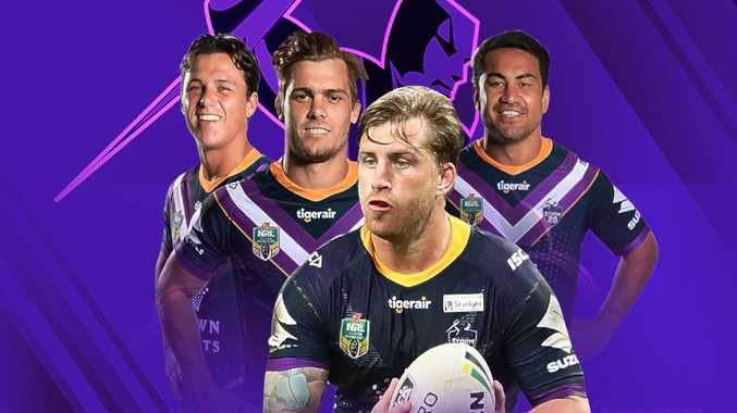 Who will replace Billy Slater at fullback in 2019?