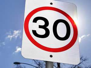 Drivers hit with new 30km/h limit
