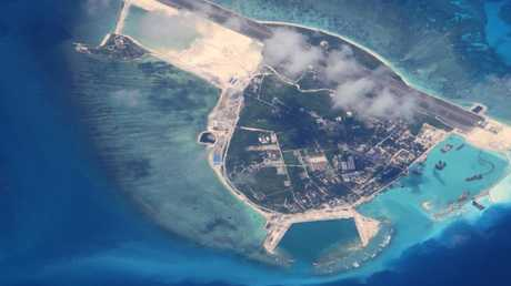 The South China Sea has long been considered a potential outbreak spot for a global war.