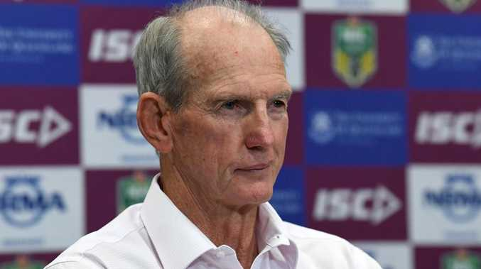 Broncos coach Wayne Bennett is open to working with Penrith Panthers supremo Phil Gould.