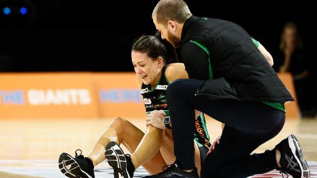 Fever midcourt star Verity Charles has been cleared of serious injury.