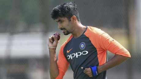 India's Jasprit Bumrah has been ruled out of the second Test with a broken thumb.