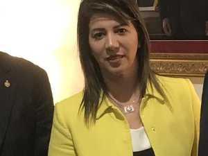 Iraqi diplomat 'morally repugnant'