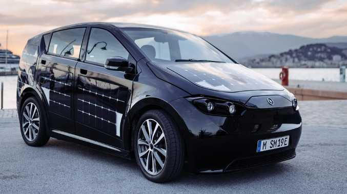 Sono Sion electric car.