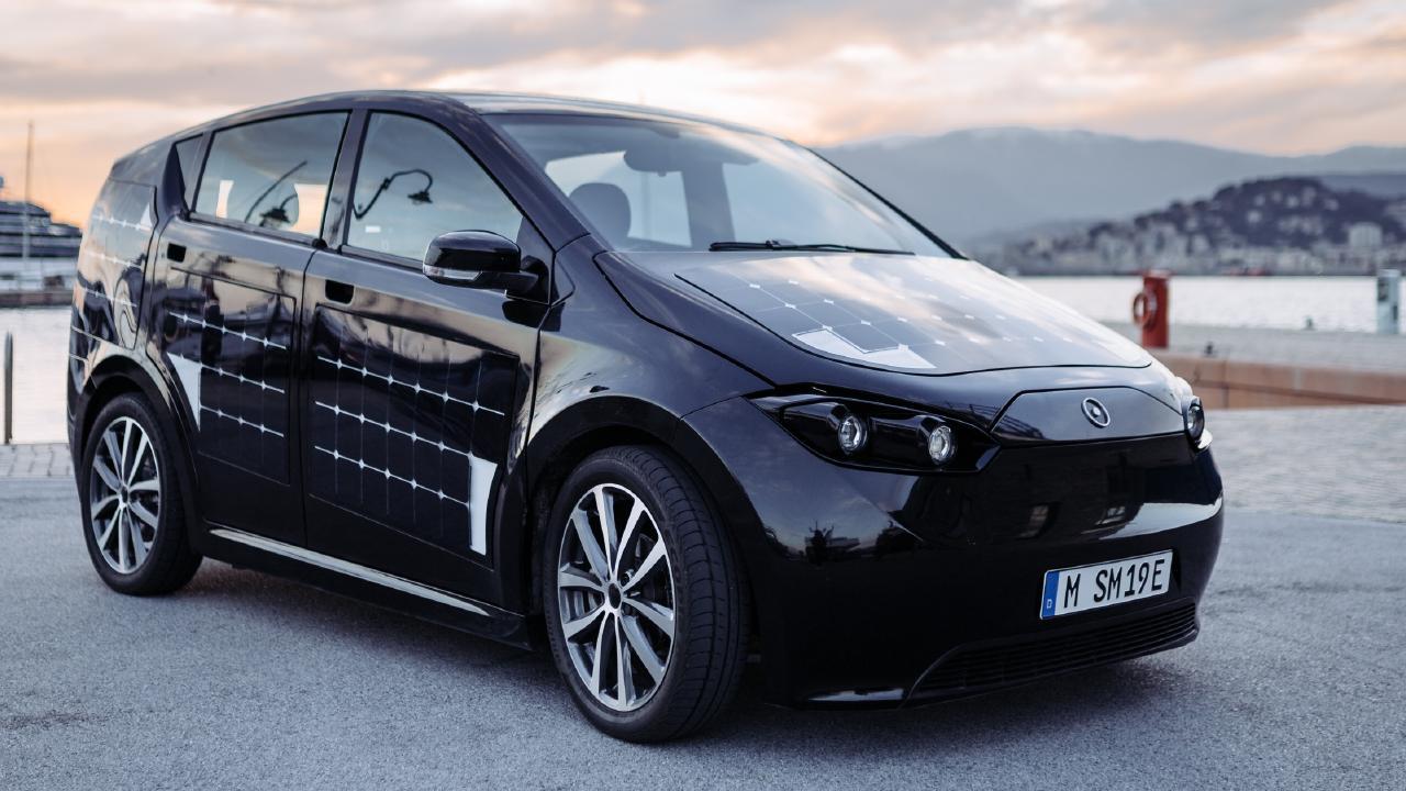 Sono Sion electric car.
