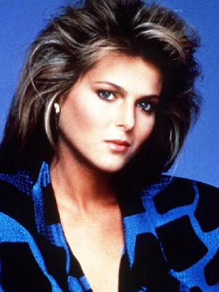 Catherine Oxenberg in Dynasty. Picture: Supplied