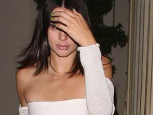 Kendall Jenner poses topless again