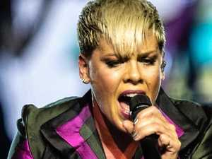 Pink's incredible act for fans