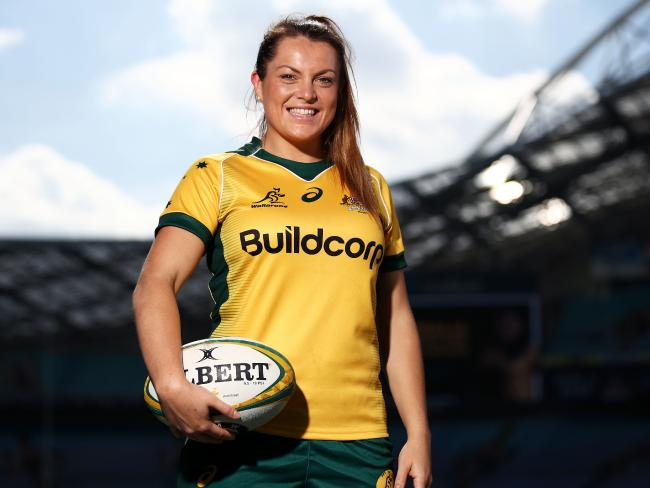 The bid to host the Women's World is another commitment to the female XVs game. Pic: Getty Images