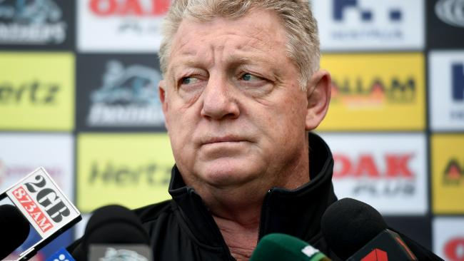 Phil Gould is ready to take a punt.