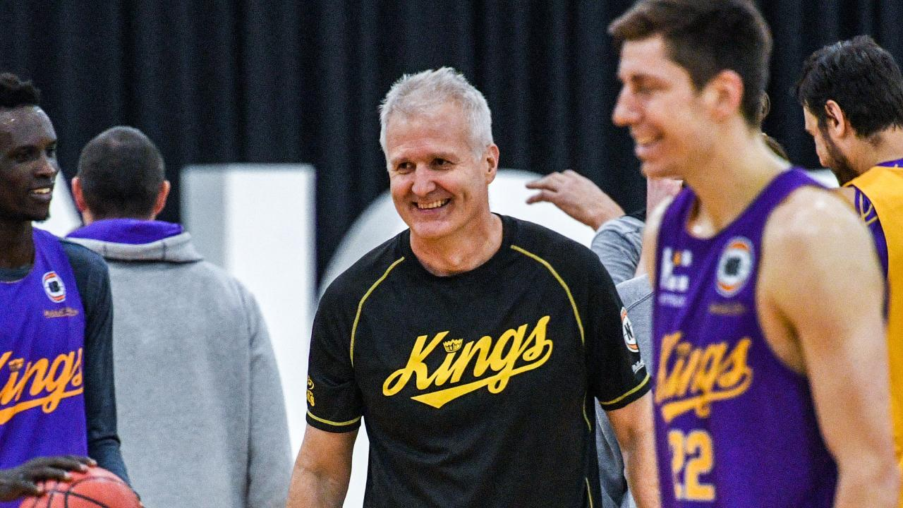 Sydney Kings coach Andrew Gaze is looking forward to working with new signing Brian Bowen Jr.