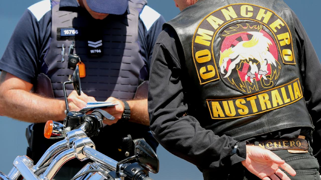 Police have ingestigated violent conflicts between members of the Finks and Comanchero bikie gangs.