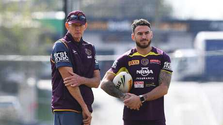 Wayne Bennett is keen to continue with the Brisbane Broncos in 2019.