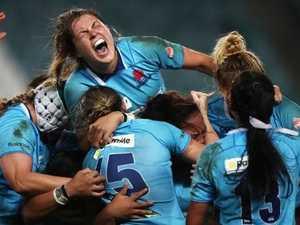Australian bid for Women's Rugby World Cup